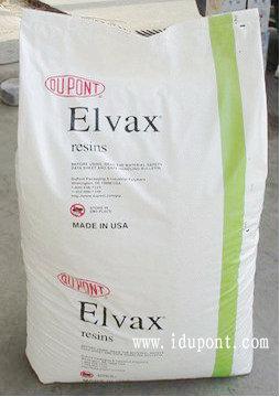 美国杜邦公司EVA树脂Elvax原料包装图